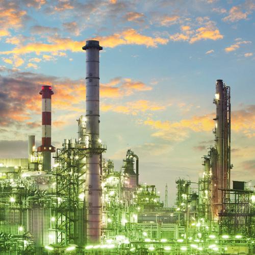 Industria química y petroquímica
